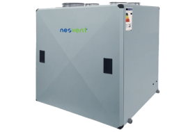 KNV LUX heat recovery AHU